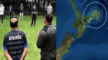 নিউজিল্যান্ডে ভূমিকম্প: নিরাপদে আছে বাংলাদেশ ক্রিকেট দল