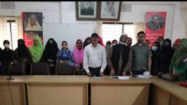 সুনামগঞ্জের ২৬ নারী গাড়ি চালানোর প্রশিক্ষণে