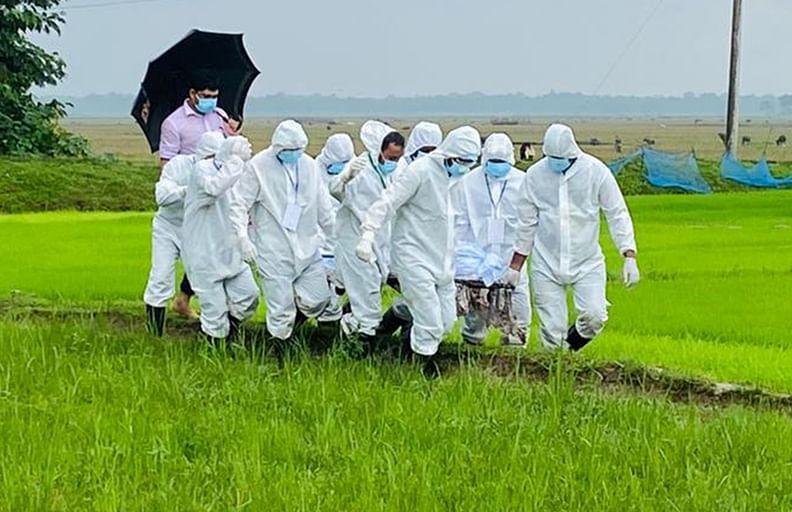 করোনায় আরও ২২৫ জনের মৃত্যু, রোগী শনাক্ত ১১ হাজারের বেশি